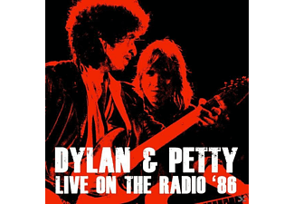 Dylan & Petty - Live On The Radio 86 - (CD)