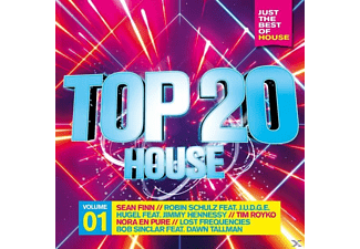 Various - Top 20-House Vol.1 - (CD)