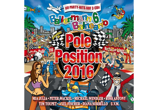 VARIOUS - Ballermann 6 Balneario Präs.Die Pole Position 2016 - (CD)