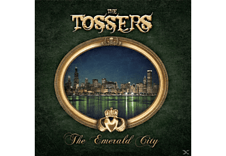 The Tossers - The Emerald City - (Vinyl)