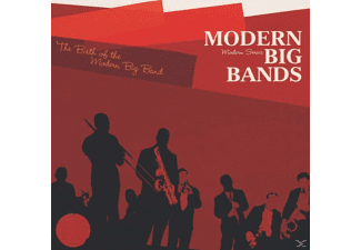 VARIOUS - Modern Big Bands - (CD)