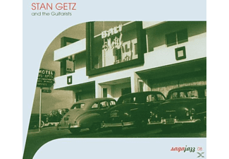 Stan Quartet Getz - Stan Getz And The Guitarists - (CD)
