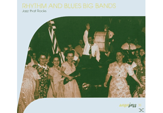 VARIOUS - Rhythm And Blues Big Bands - (CD)