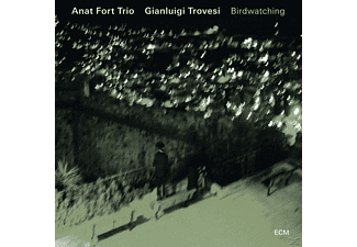 Gianluigi Trovesi, Anat Trio Fort - Birdwatching - (CD)