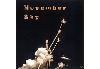 The Remote Viewers - November Sky - (CD)