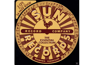 VARIOUS - Sun Records Essential - (CD)