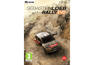 Sebastien Loeb Rally EVO PC