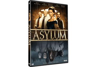 The Asylum Thriller DVD