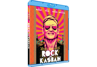 Rock the Kasbah Komedi Blu-ray