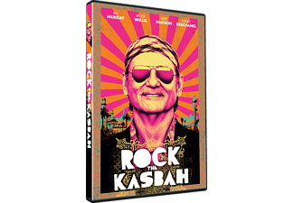 Rock the Kasbah Komedi DVD
