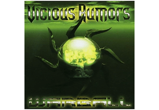 Vicious Rumors - Warball (CD)