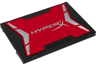 KINGSTON HyperX Savage 480 GB Sata 3.0 Cache SSD SHSS37A/480G
