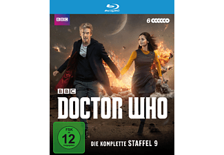 Doctor Who - Staffel 9 [Blu-ray]