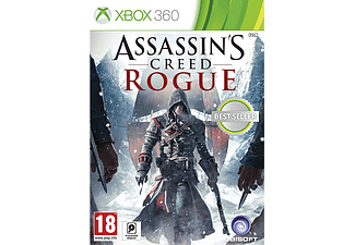 Assassins Creed Rogue Classics Xbox 360