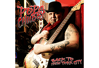 Popa Chubby - Back To New York City (CD)