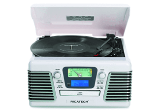 RICATECH RMC100 5 in 1 Music Center wit