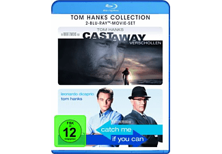 Tom Hanks Collection - (Blu-ray)
