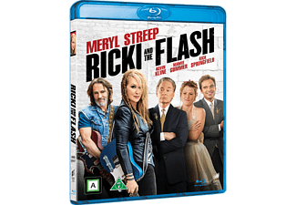 Ricki and the Flash Komedi Blu-ray