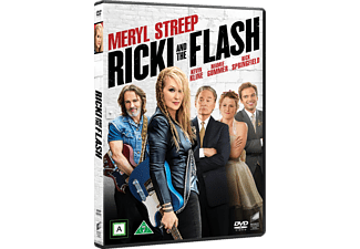 Ricki and the Flash Komedi DVD