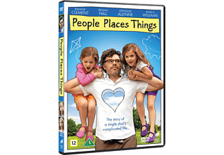 People Places Things Komedi DVD
