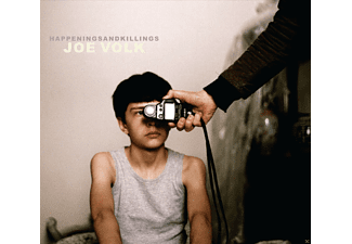 Joe Volk - Happenings And Killings - (LP + Bonus-CD)