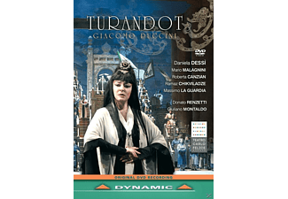 VARIOUS, Orchestra, Chorus & Children's Choir Of The Theatro Carlo Felice - Turandot - (DVD)