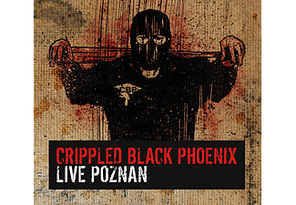 Crippled Black Phoenix - Live Poznan (CD)