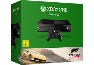MICROSOFT Xbox One 500GB Forza Horizon 2 Bundle