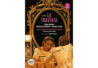 VARIOUS, Orchestre De L'opera National De Paris - La Traviata - (DVD)