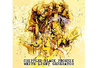 Crippled Black Phoenix - White Light Generator (CD)