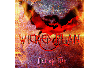 Wicked Plan - Out Of Fire - (CD)