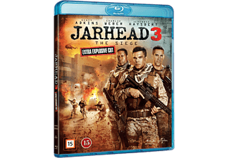 Jarhead 3 - The Siege Action Blu-ray