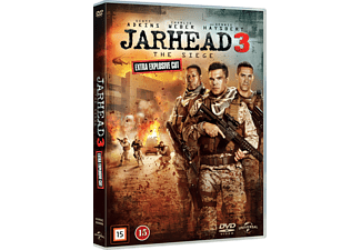 Jarhead 3 - The Siege Action DVD