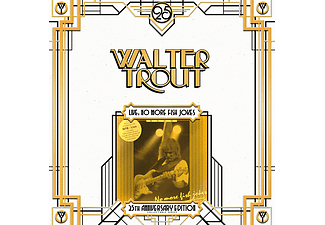 Walter Trout - Live - No More Fish Jokes - 25th Anniversary Edition (Vinyl LP (nagylemez))