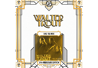 Walter Trout - Face The Music - 25th Anniversary Edition (Vinyl LP (nagylemez))