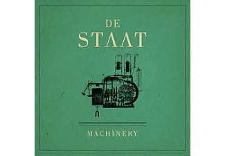 De Staat - Machinery (CD)