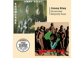 Jimmy Riley - Showcase+Majority Rule [CD]