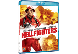 Hellfighters Action Blu-ray