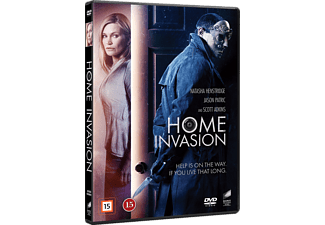 Home Invasion Thriller DVD