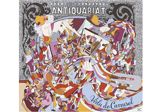 Antiquariat - Vida De Carrusel - (CD)