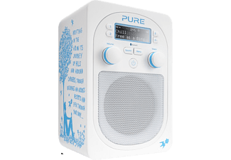 PURE Evoke D2 BT Rob Ryan Blue, Digitalradio