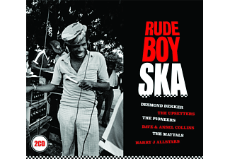 VARIOUS - Rude Boy Ska - (CD)