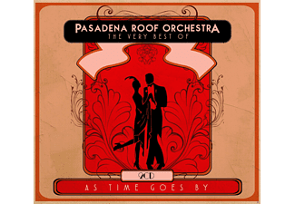 The Pasadena Roof Orchestra - Very Best Of-As Time Goes By - (CD)