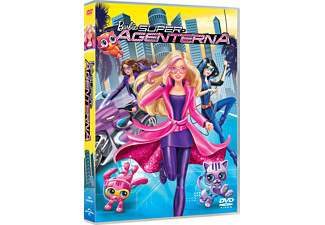 Barbie: Super-Agenterna Animation / Tecknat DVD