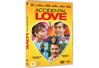 Accidental Love Komedi DVD