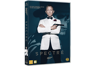 Spectre Action DVD