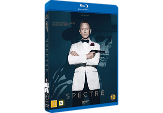 Spectre Action Blu-ray