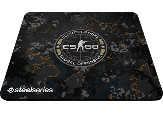 STEELSERIES QCK + CS Go Camo Edition Mauspad