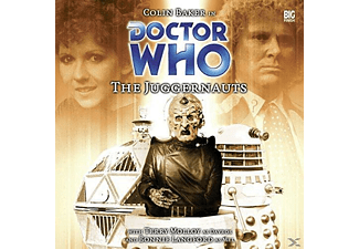 Doctor Who: The Juggernauts - 2 CD - Science Fiction/Fantasy