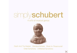 VARIOUS - Simply Schubert - (CD)